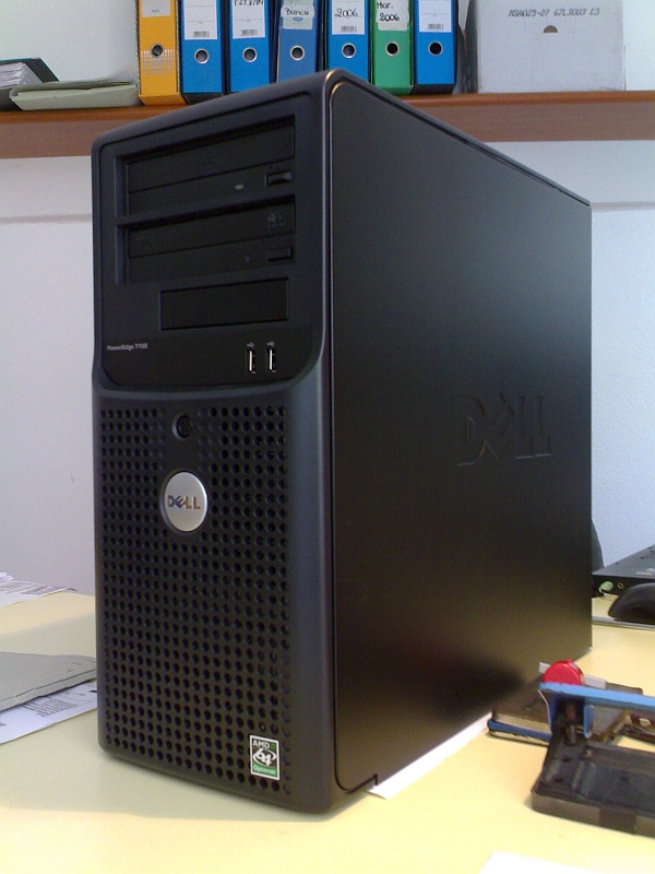 Dell PowerEdge T105